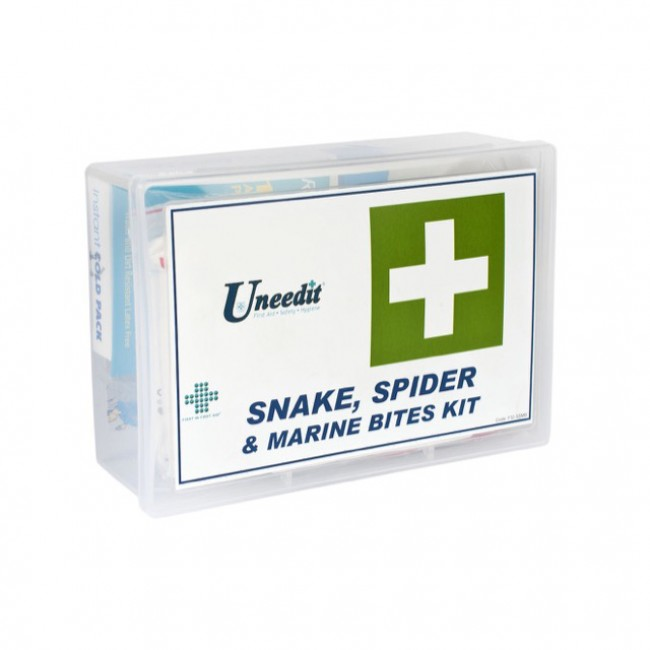 first aid for snake bite pdf