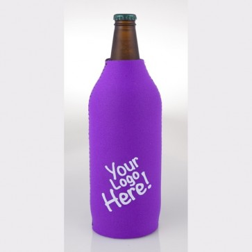 Zip Up Bottle Cooler 750ml