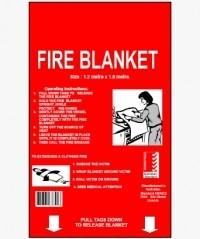 Fire Blanket 1.2 M x 1.8M