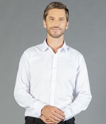 Gloweave Ultimate Mens White Long Sleeve Shirt