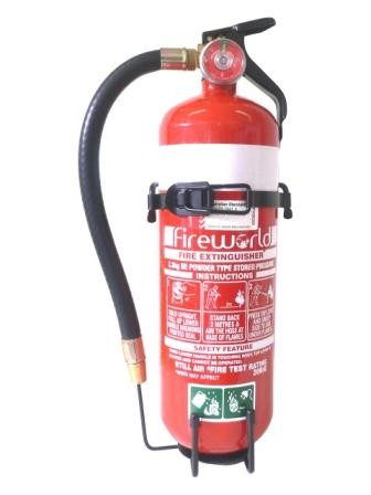 BE Dry Chemical Fire Extinguisher 2.3KG