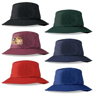 Legend Poly Viscose Bucket Hat  - ALL COLOURS