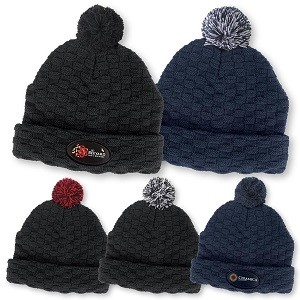 Legend Pom Pom Beanie - All Colours