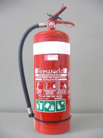ABE Dry Chemical Fire Extinguisher 9.0KG