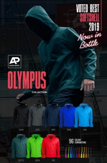 Aussie Pacific Men's Olympus Softshell Jacket - All Colours