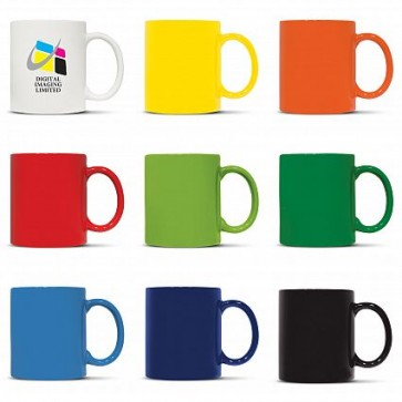 Arabica Coffee Mug - All Colours