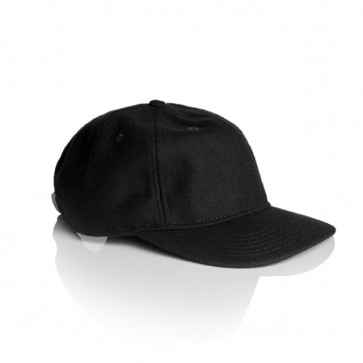 AS Colour Bates Cap - Black
