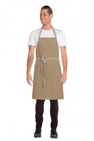 Chef Works Austin Bib Apron