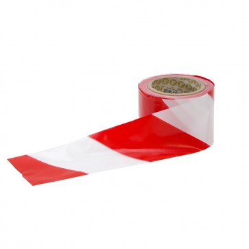 Barrier Tape - Red/White