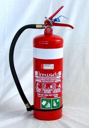 BE Dry Chemical Fire Extinguisher 4.5KG