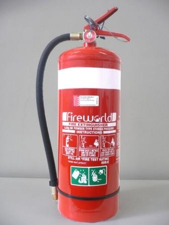 BE Dry Chemical Fire Extinguisher 9KG