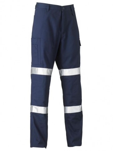 Bisley 3M Biomotion Double Taped Cool Light Weight Utility Pant - Front