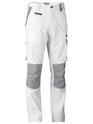 Bisley Contrast Cargo Pant - Front