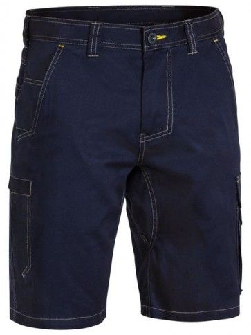 Bisley Mens Cool Vented Light Weight Cargo - Front