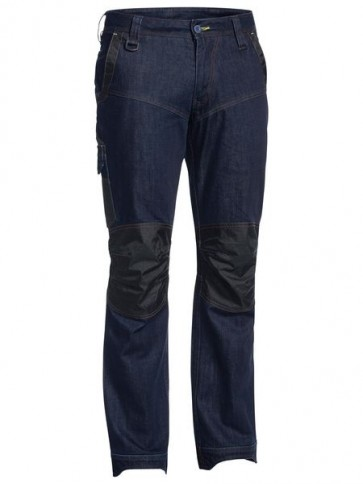 Bisley Flex & Move Denim Jean - Front