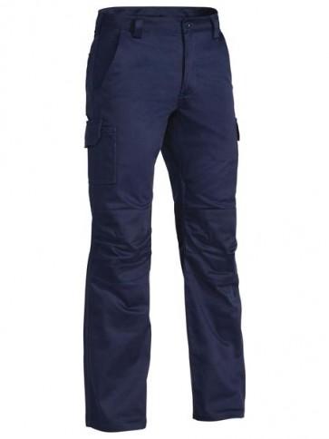 Bisley Industrial Engineered Men's Cargo Pant - Front