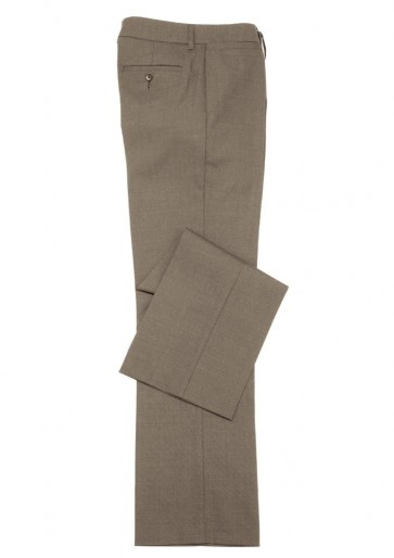 Biz Collection Ladies Classic Flat Front Pant