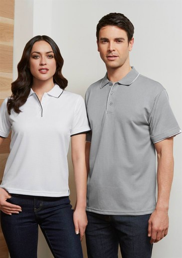 Biz Collection Mens Elite Polo - Models