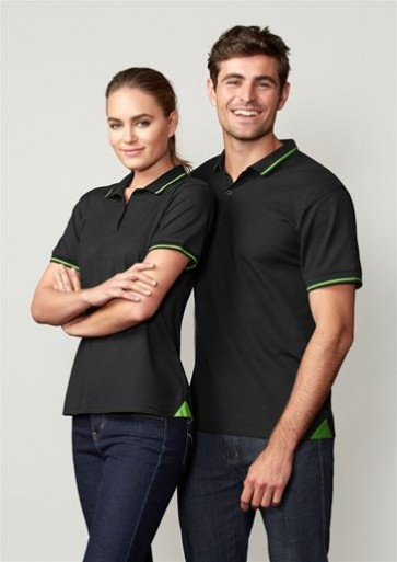 Biz Collection Mens Jet Polo - Model