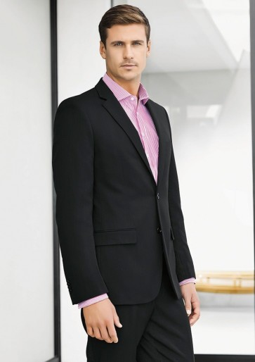 Biz Coporate Mens Slimline Jacket Model