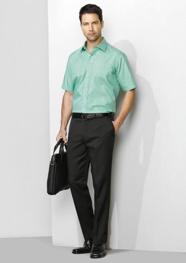 "Biz Corporate Mens Slimline Pant 'Plain"" Model"