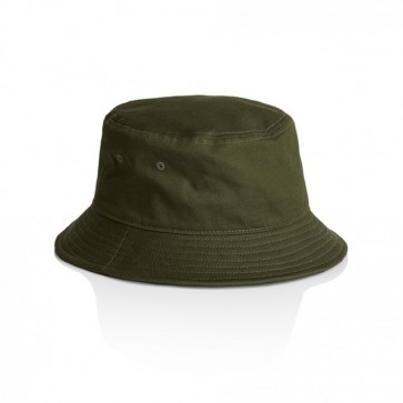 AS Colour Bucket Hat Cotton - Army