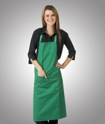 Blue Whale Apron BIB with Pockets - Model