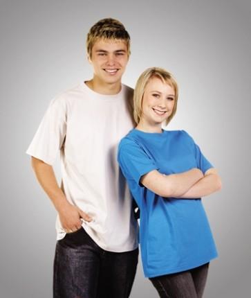 Budget Premium Pre Shrunk Cotton T-Shirt - Models