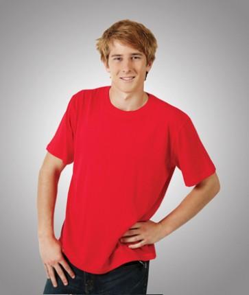 Blue Whale Promo Cotton T Shirt - Model