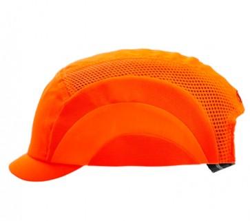 Bump Cap - Micro Fluoro Orange