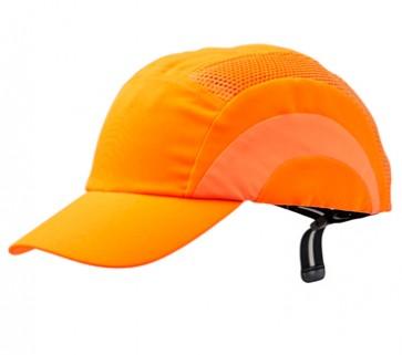 Bump Cap - Standard Fluoro Orange