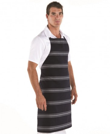 Butcher's Apron BIB Navy/White Model