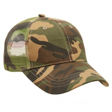 Legend Camo Trucker - Front