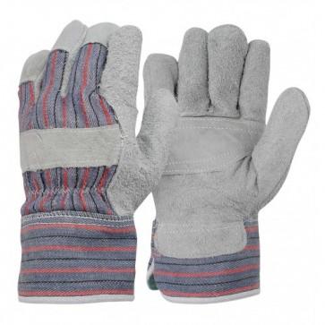 Candy Stripe Patch Palm Glove