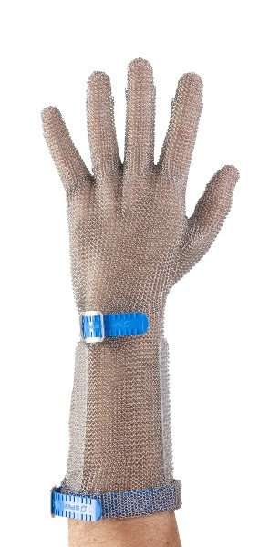 Chainextra - Stainless Steel Medium Cuff Glove - 16.5cm