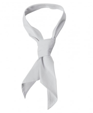 JB's wear Chefs Scarf - White