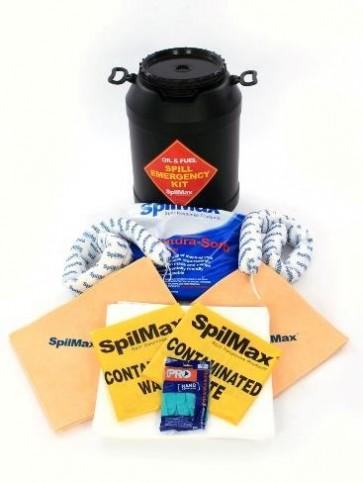 SpilMax® Oil & Fuel Vehicle Drum