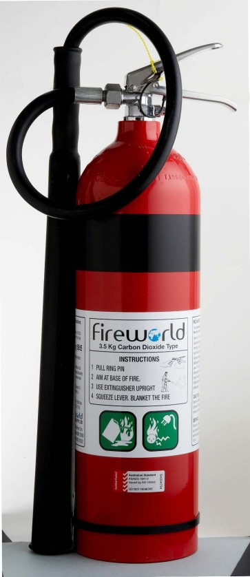 CO2 Extinguisher 3.5KG