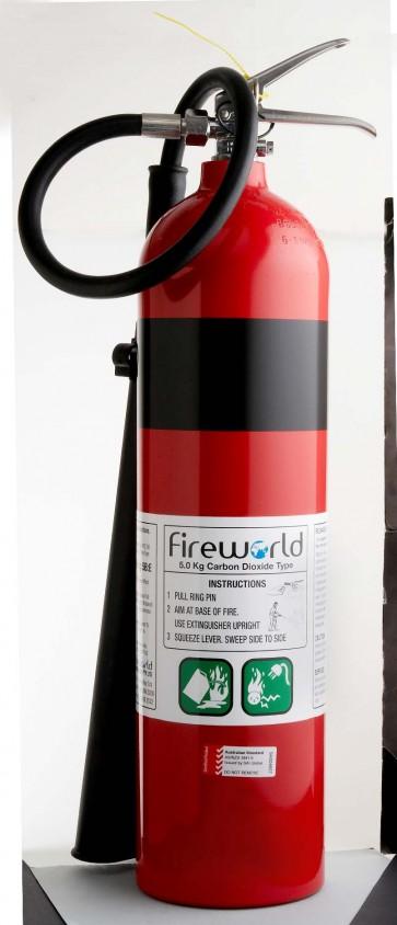 CO2 Fire Extinguisher 5KG
