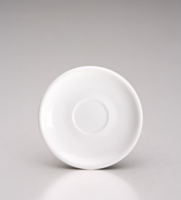 Conical Cappucino Saucer