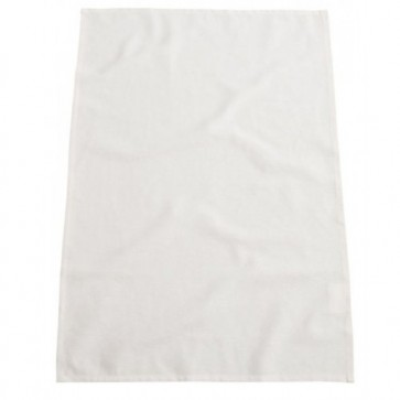 Cotton Tea Towel White