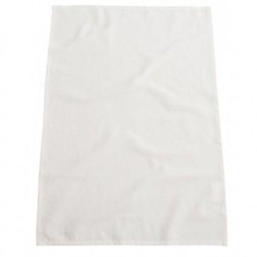 Cotton Tea Towel White
