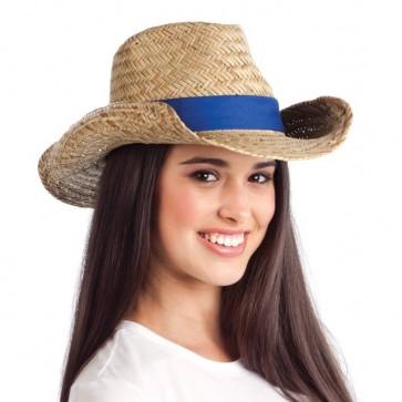 Cowboy Straw Hat - Model