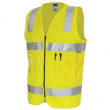 DNC Day Night Cotton Safety Vest