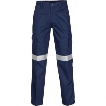 DNC Patron Saint® Hi Vis Flame Retardant Cargo Pants with 3M F/R Tape