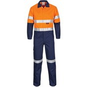 DNC Patron Saint® Flame Retardant Coverall with 3M F/R Tape
