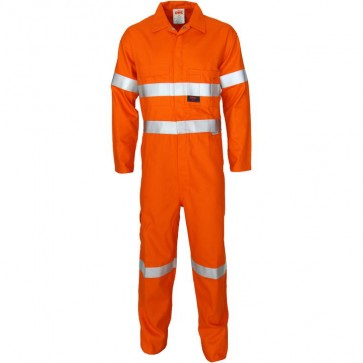 DNC Patron Saint® Hi Vis Flame Retardant ARC Rated Coverall with 3M F/R Tape