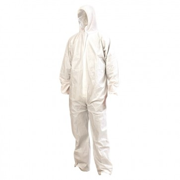 Pro Choice Disposable Coverall SMS Type 5/6 - White