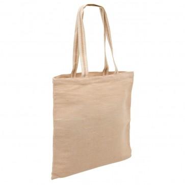 Eco Jute Tote Bag - Natural
