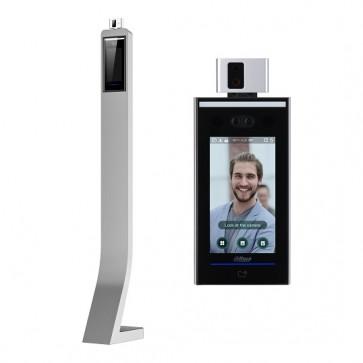 Dahua Temperature Screening Kiosk With Floor Stand